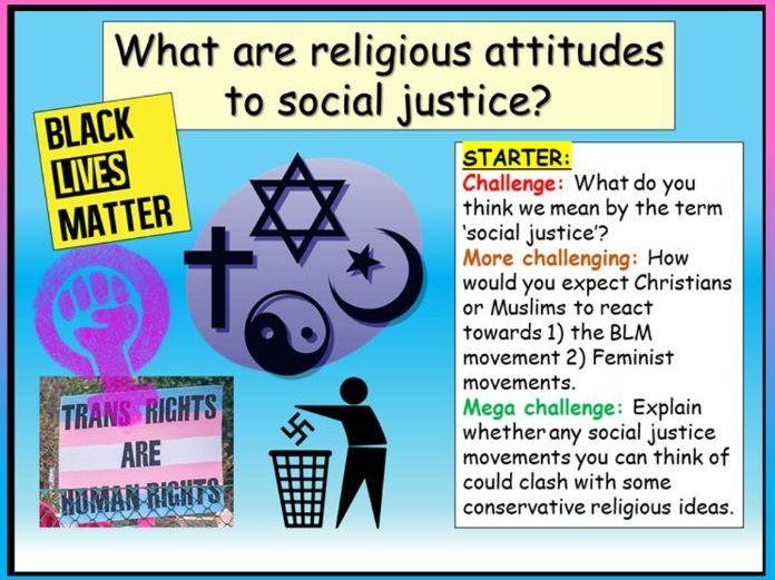 Religion + Social Justice
