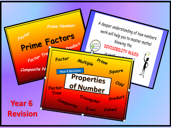 Properties of Number
