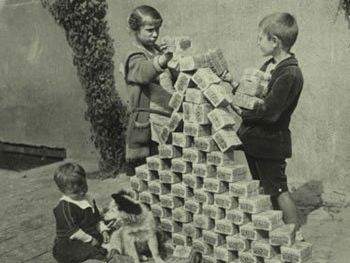 Year 9 lesson - Hyperinflation and Chaos in Germany