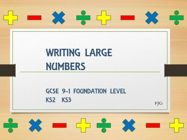 large number writing practice place value by fionagardener teaching resources. Black Bedroom Furniture Sets. Home Design Ideas