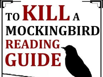 To Kill a Mockingbird by Harper Lee by TesEnglish - Teaching ...