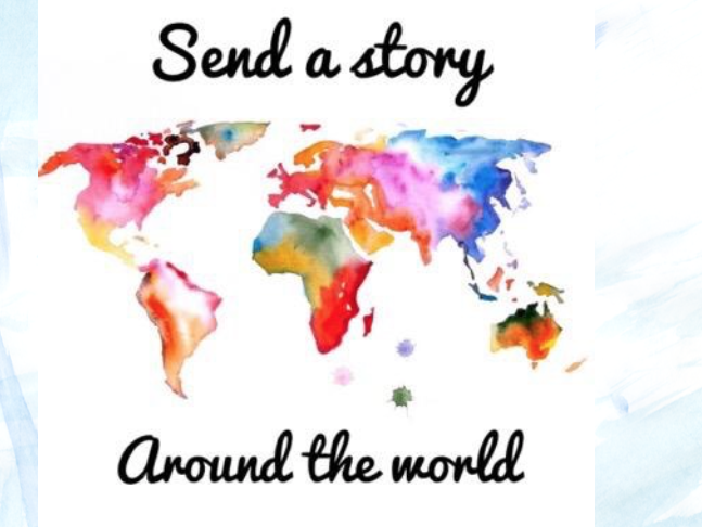 'Send a Story Around the World' for World Book Day - teacher notes