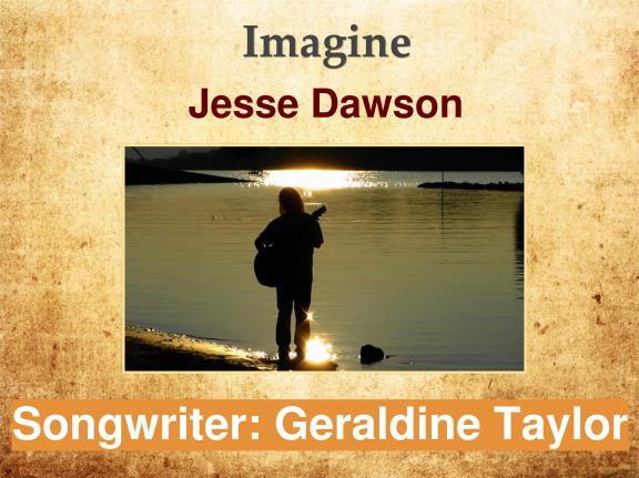 Imagine song