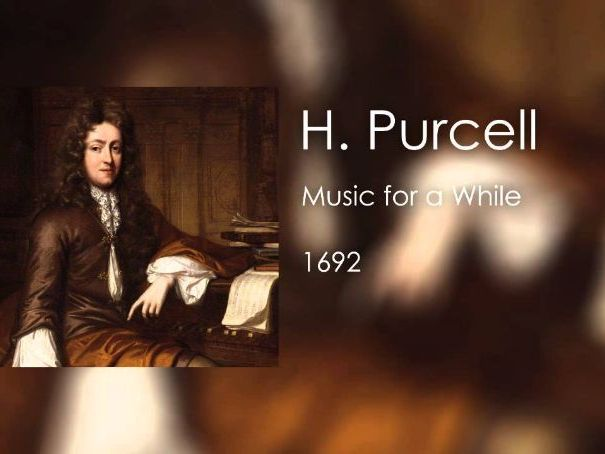 Outstanding Lesson Bundle: Music GCSE (9-1) Edexcel: AOS 2 Vocal Music- Purcell : Baroque Melodies