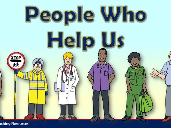 People Who Help Us