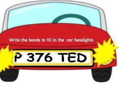 Car number bonds to 10 Year 1