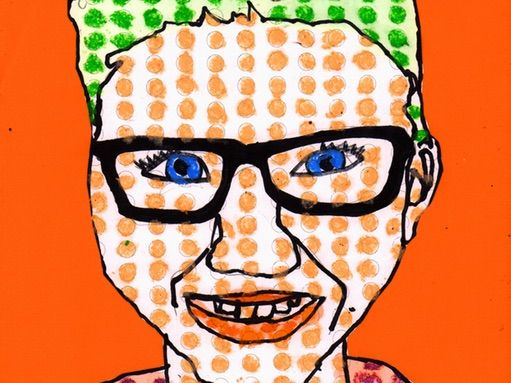 KS2 Lesson Plan - Pop Art - Roy Lichtenstein - Self Portrait
