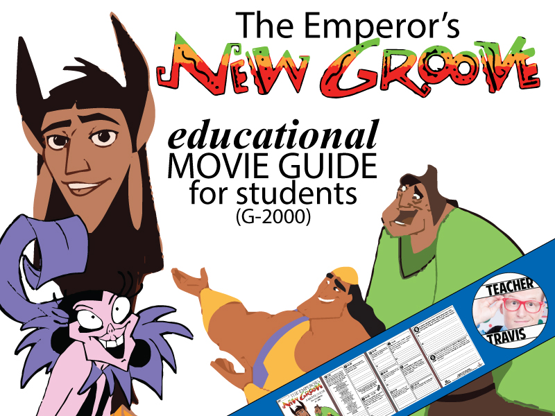The Emperor's New Groove Movie Viewing Guide