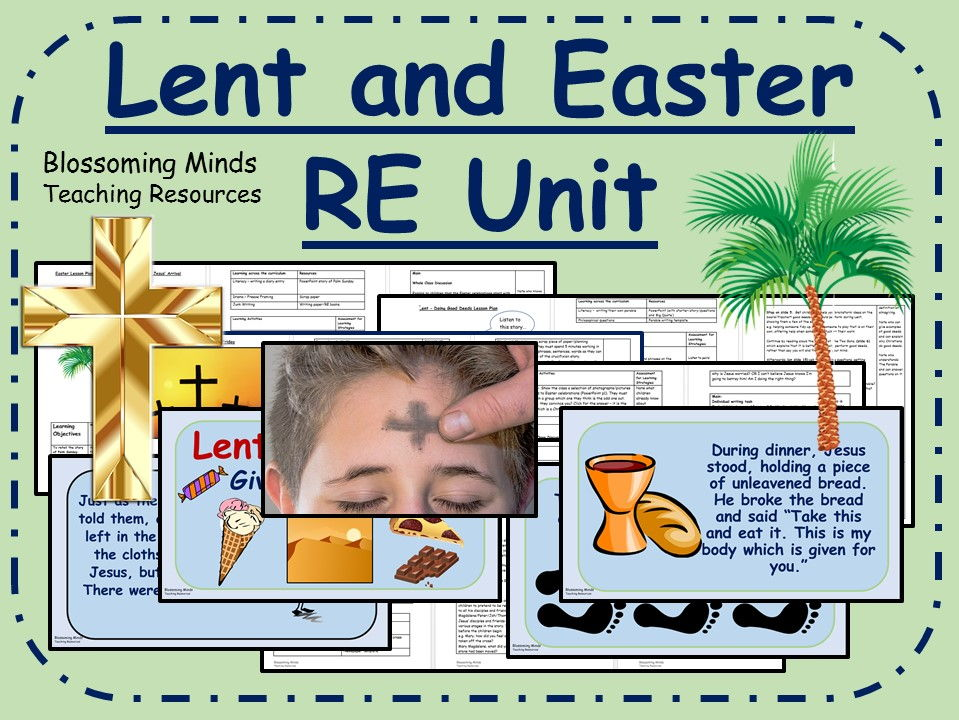Lent and Easter RE Unit - KS2