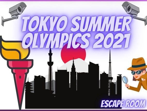 Summer Olympics Tokyo 2021