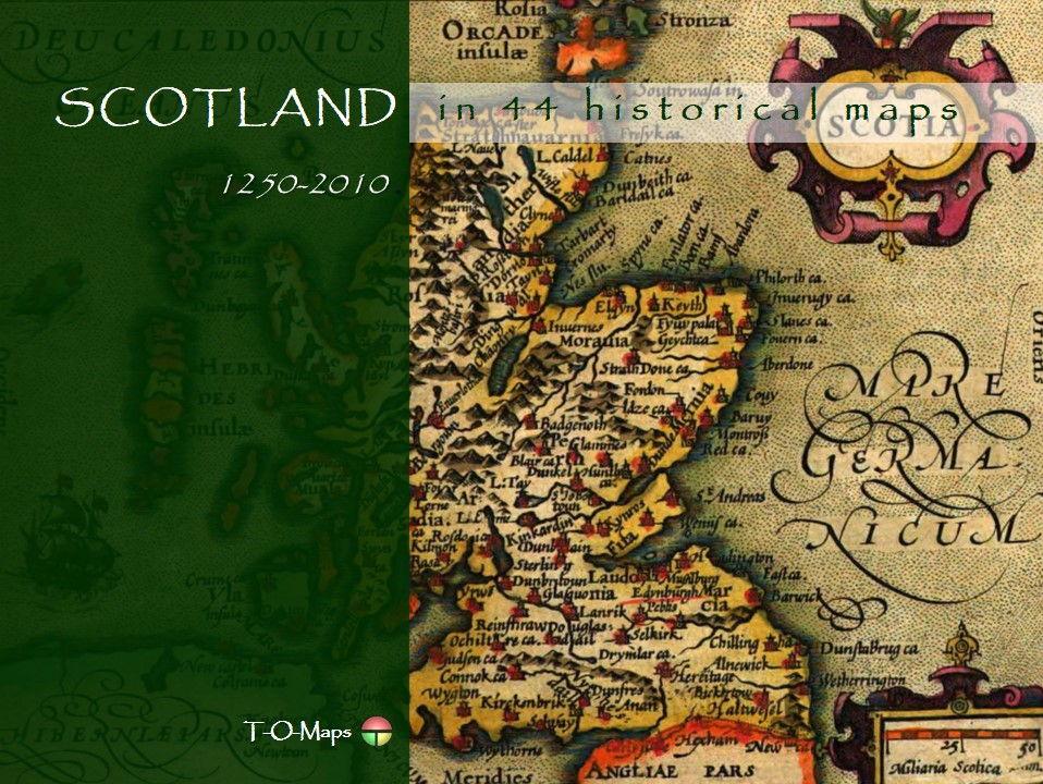 Historical e-Atlas Scotland