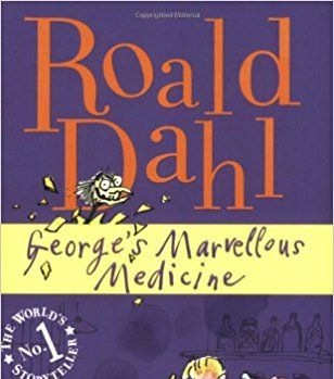 George's Marvellous Medicine by Roald Dahl workbook (differentiated)