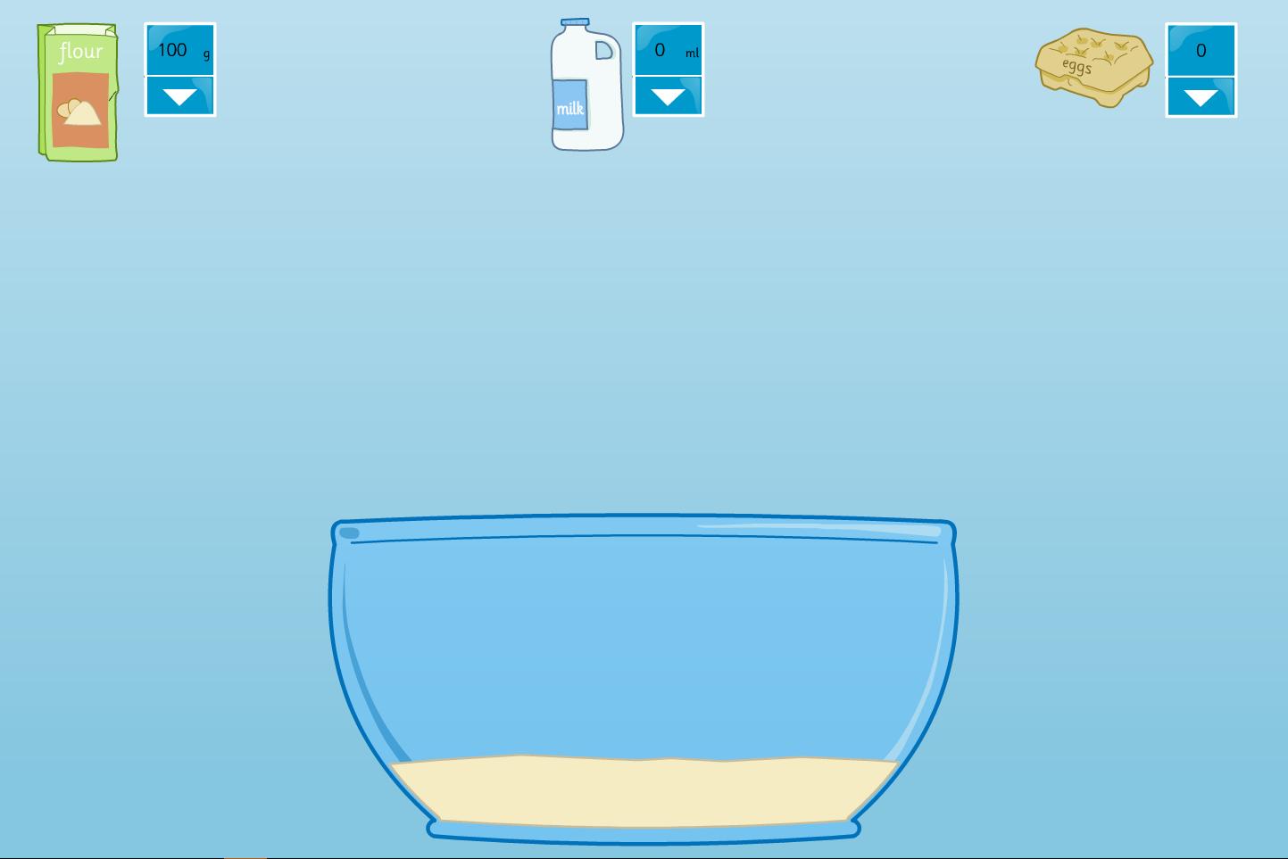 Perfect Pancakes Investigation - Interactive Activity - Pancake Day KS1