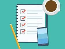 Marking & Correction Checklist