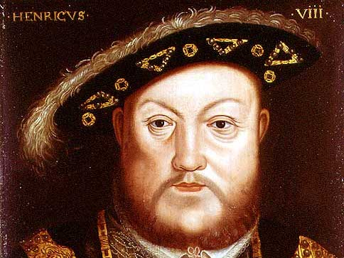 Why did Henry VIII break with Rome?