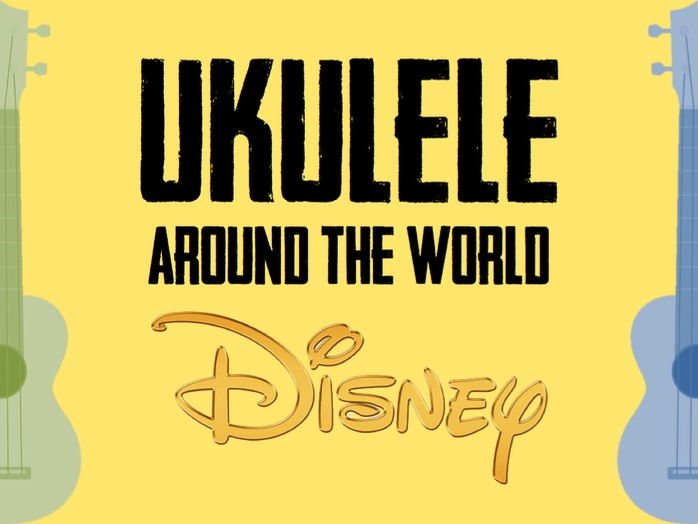 UKULELE | Disney 'Around The World'