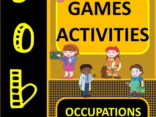Occupations - Games and Activities