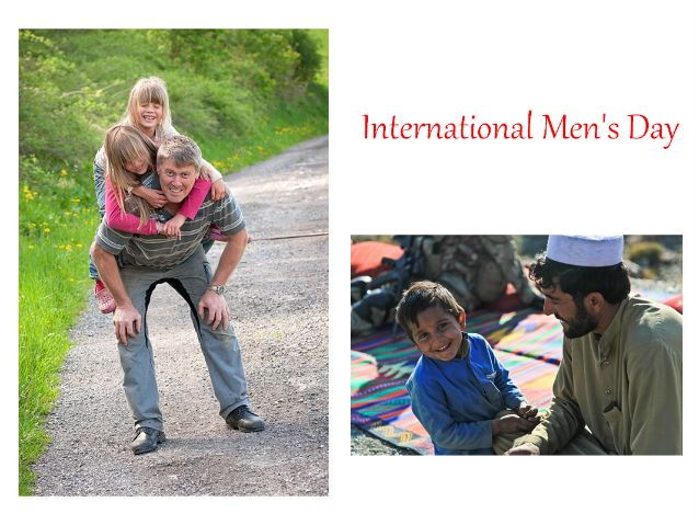 International Men's Day - 31 Fun Teaching Activities To Do In Your Classroom