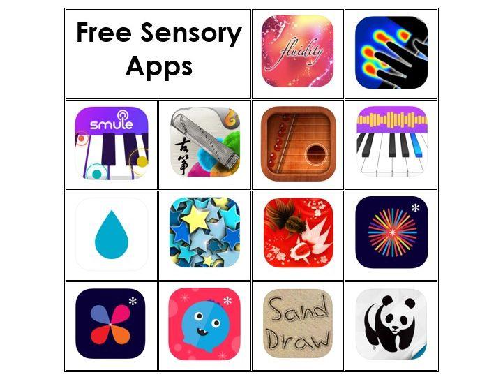 Free Sensory Apps