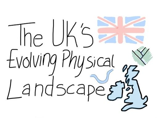UK's Evolving Physical Landscape Revision
