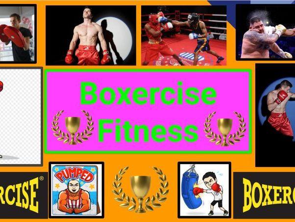 PE Boxercise Fitness