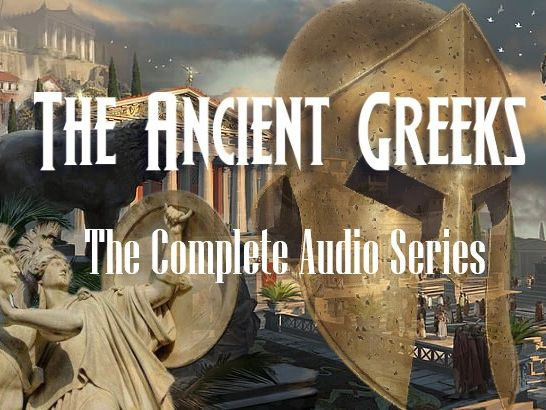 The Ancient Greeks Complete KS2 Audio Series (50 Resources)