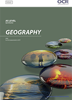 OCR A-level Geography (H481) Personal Learning Checklists (PLCs) [Revision; DIRT; Exam Prep] BUNDLE WITH 20 RESOURCES , containing: Physical systems; Human interactions; Geographical debates; Investigative geography.  WHOLE UNIT