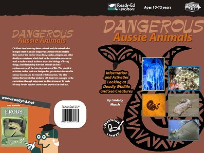 Dangerous Aussie Animals - For Ages: 10 – 12 Years