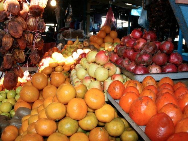 At the Market: Georgia: Countries: Where We Live