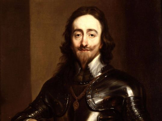 Why was Charles I so unpopular?
