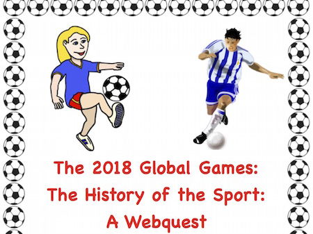 The 2018 Global Games: Everything has a History, even Football(Soccer)!
