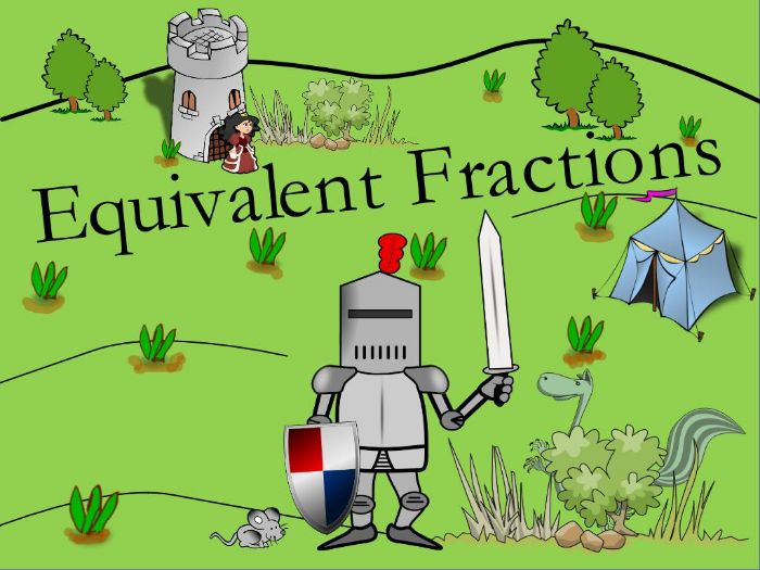 Equivalent Fractions Challenge by tonycarter45 - Teaching ...