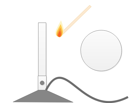 Using a Bunsen Burner - Safety. Presentation and worksheet