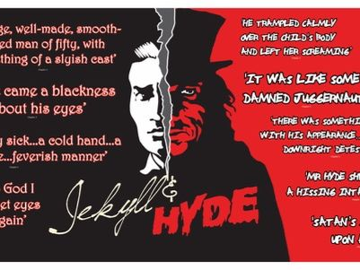 Jekyll and Hyde Key Quotes Display