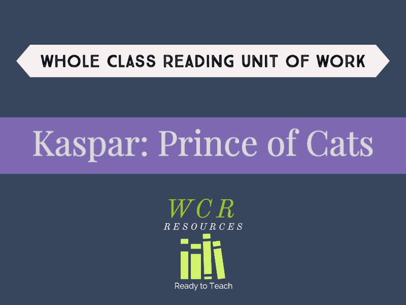 Kaspar: Prince of Cats - 20 Whole Class Reading Lessons