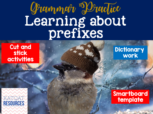 Learning about prefixes
