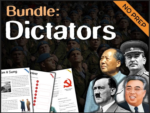 Bundle: Dictators