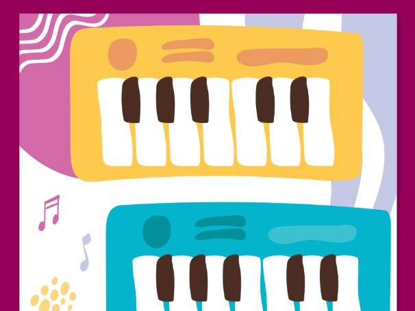 Music Practice Colouring Chart