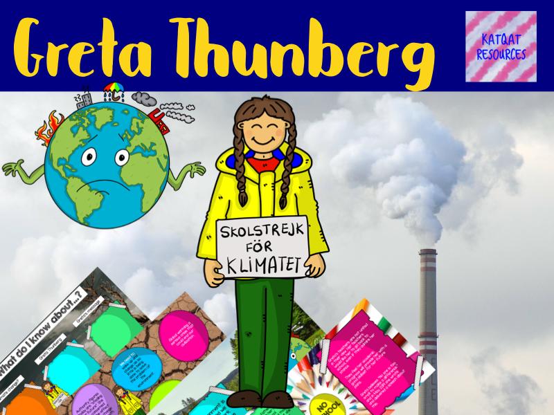 Greta Thunberg - Human Impact