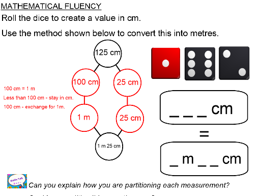 Spring Block: Y3 Block 4 Measure Smart Notebook File and PDF following ORDER of White Rose