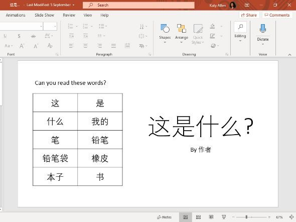 Chinese readers - What's this? 这是什么?