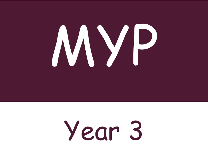 MYP Music Criterion Booklets | Year 3