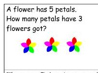 Multiplication Word Problems Year 1, 2 and 3 (2´s, 5´s and 10s)