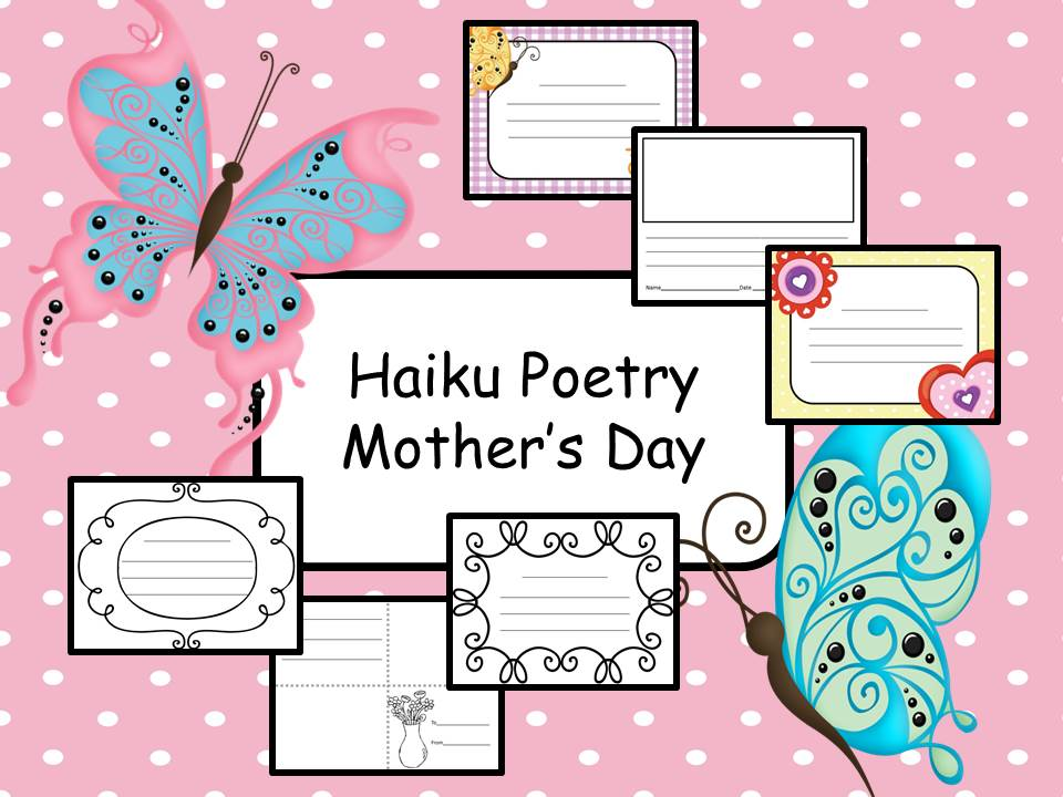 Haiku Poetry for Mother's Day