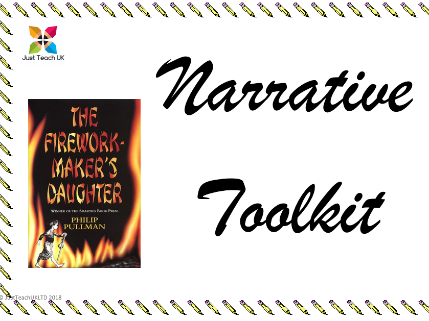 Firework Makers Daughter Writing Toolkit
