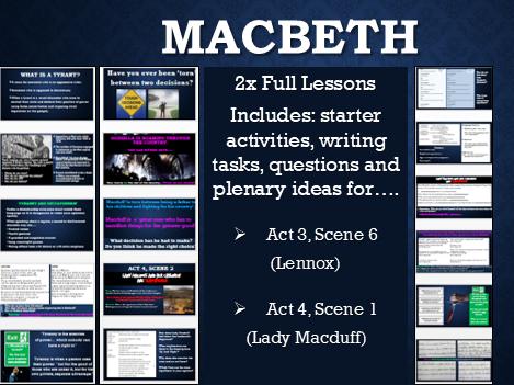 Act 3 Scene 5 Macbeth Gcse English Literature 9 1 By Ajs12345