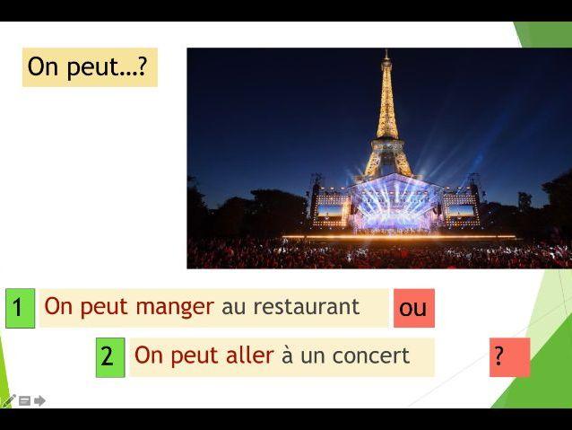 Paris Touristique