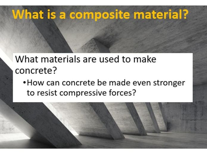Composites Engineering PPT with activity