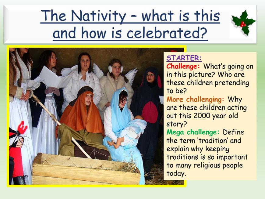 Nativity : Nativity Story / Christmas