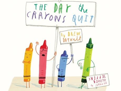 Bumper Pack: The Day the Crayons Quit By Drew Daywalt